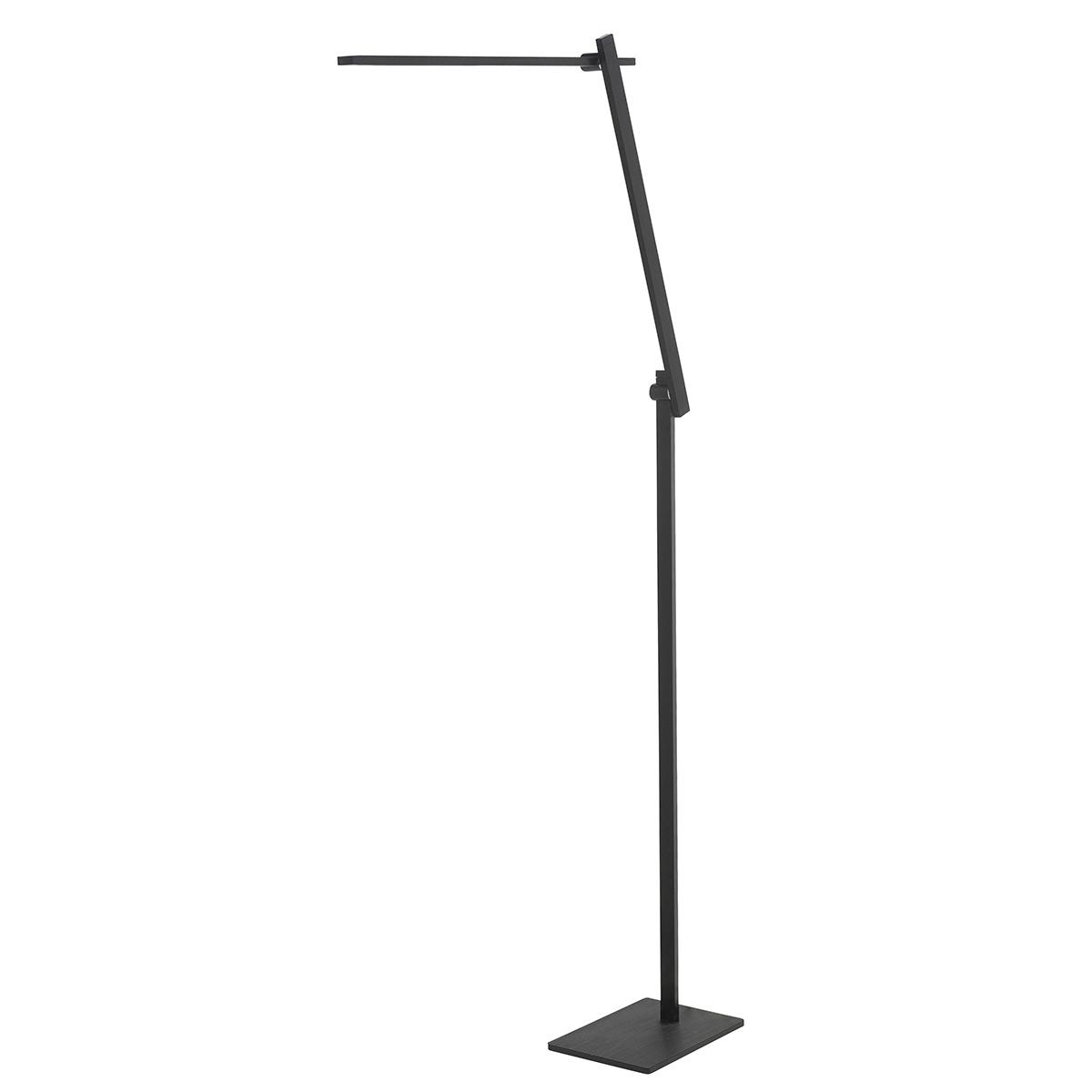 Highlight Vloerlamp Volare zwart