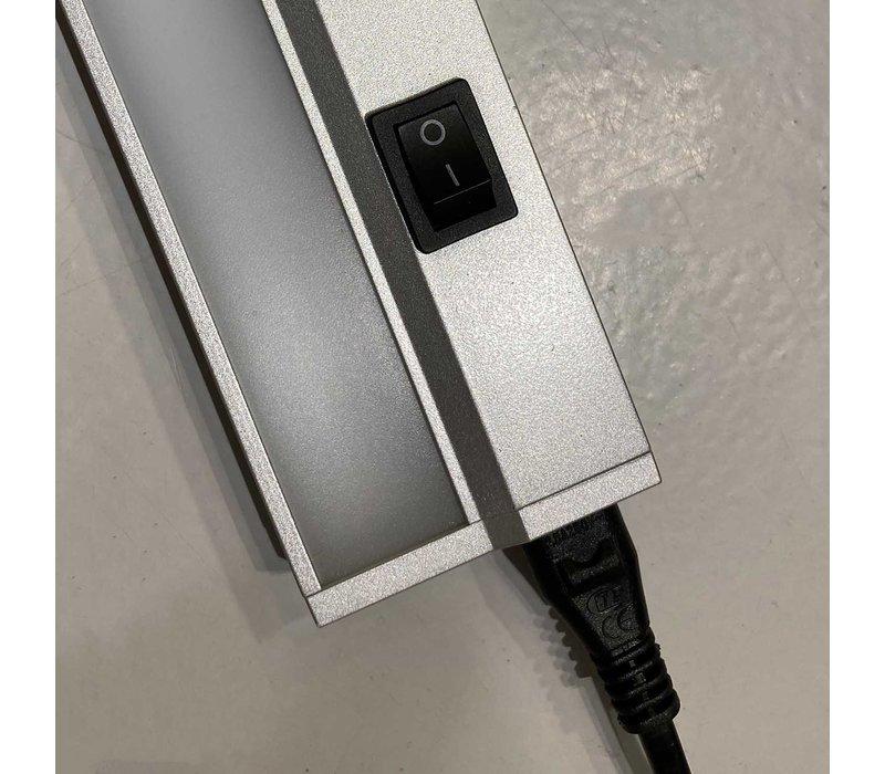 Kast verlichting LED 42,5 cm aluminium
