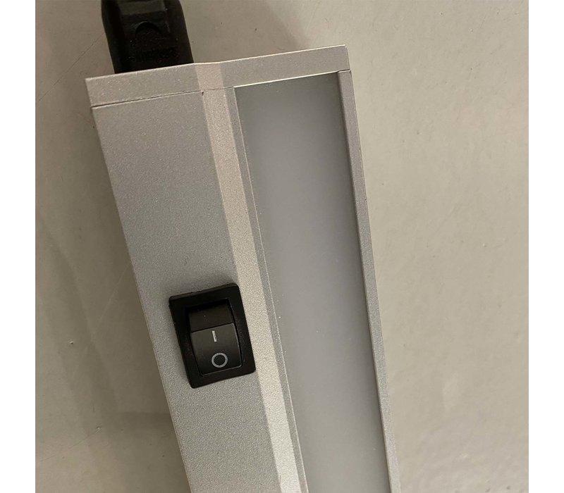 Kast verlichting LED 88 cm aluminium