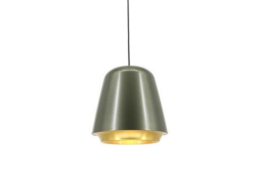 Artdelight Hanglamp Santiago Ø 35 cm mat chroom-goud