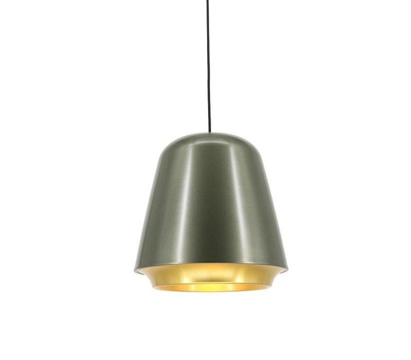 Hanglamp Santiago Ø 35 cm mat chroom-goud