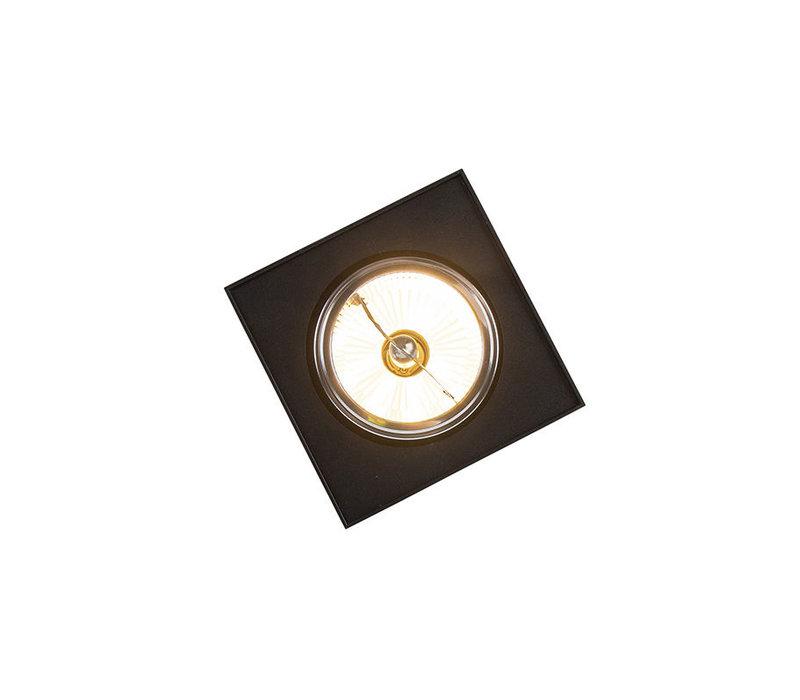 Spot Kaya 1 lichts G9 zwart