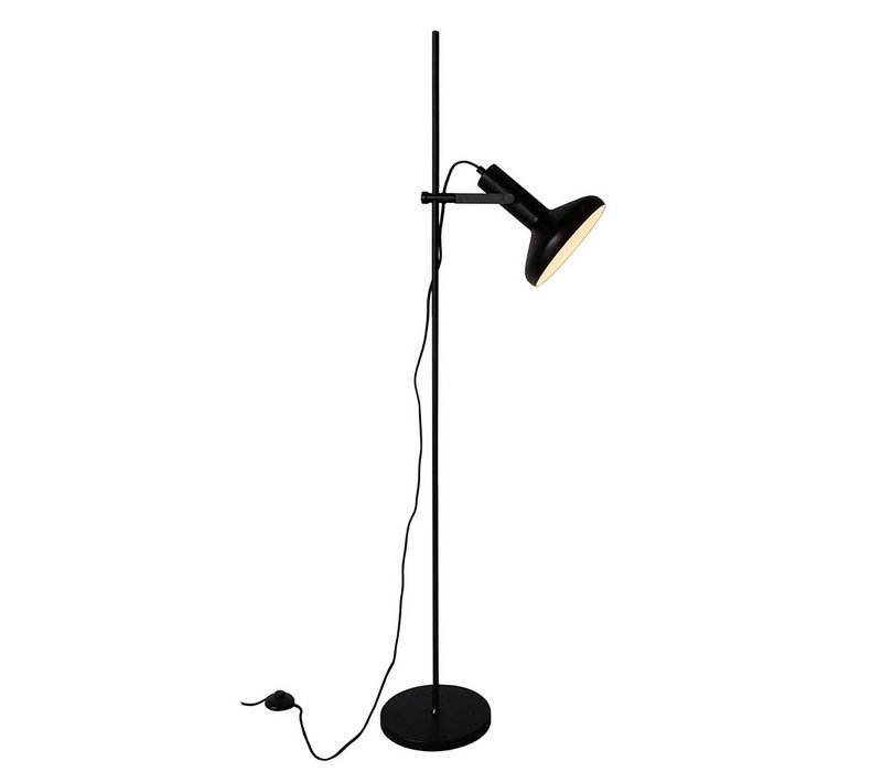 Vloerlamp Vectro H 151 cm zwart