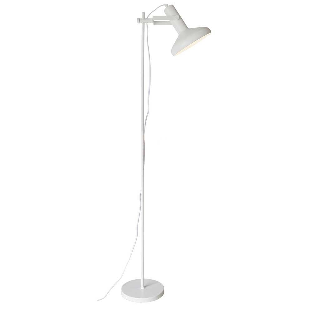Artdelight Vloerlamp Vectro H 151 cm wit