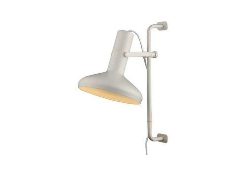Artdelight Wandlamp Vectro H 52 cm wit