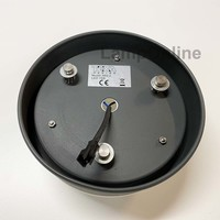 Licht kit LED voor plafondventilator Cetus antraciet