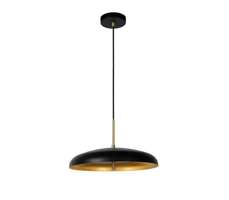 ELGIN Hanglamp 3xG9/20W Zwart / Goud