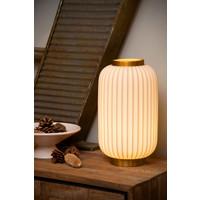 GOSSE Tafellamp E14/40W H33.7 Wit