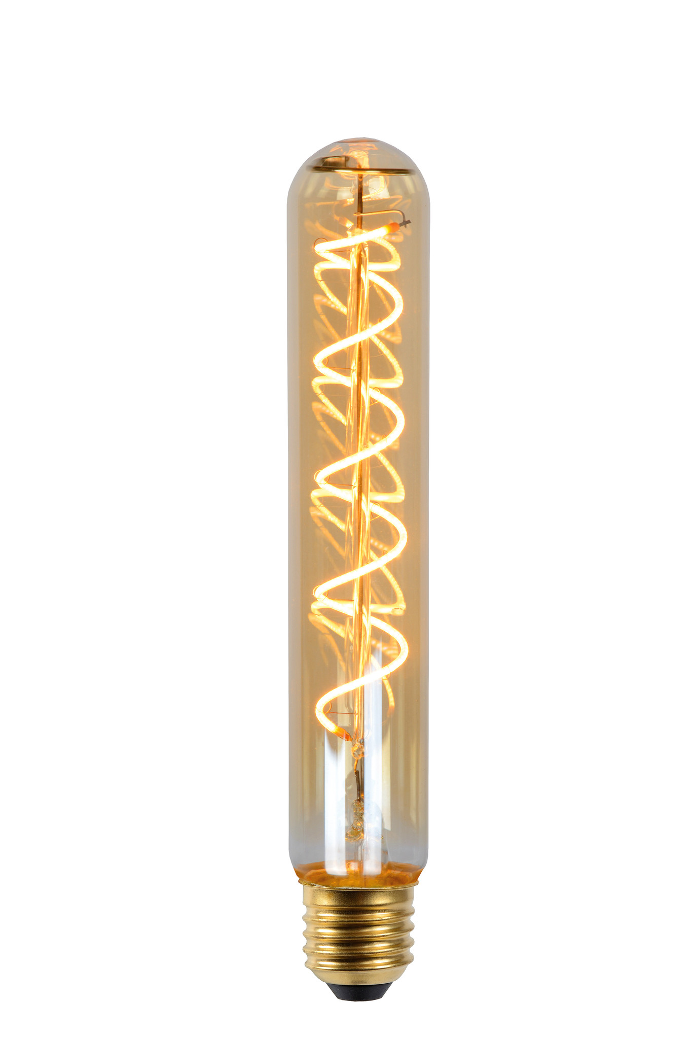 Lucide T32 Fil. lamp-Amber-LED Dimb.-1xE27-5W-2200K