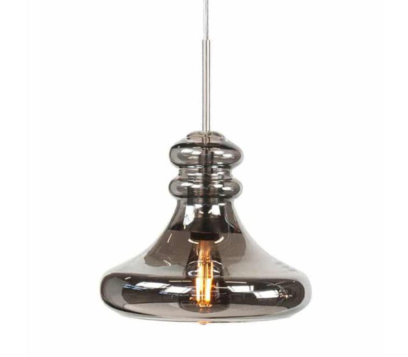 Hanglamp Astoria 3 lichts Ø 30 cm mat chroom