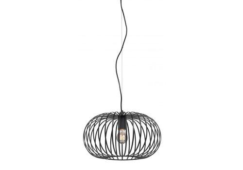 Highlight Hanglamp Bolato Ø 40 cm zwart