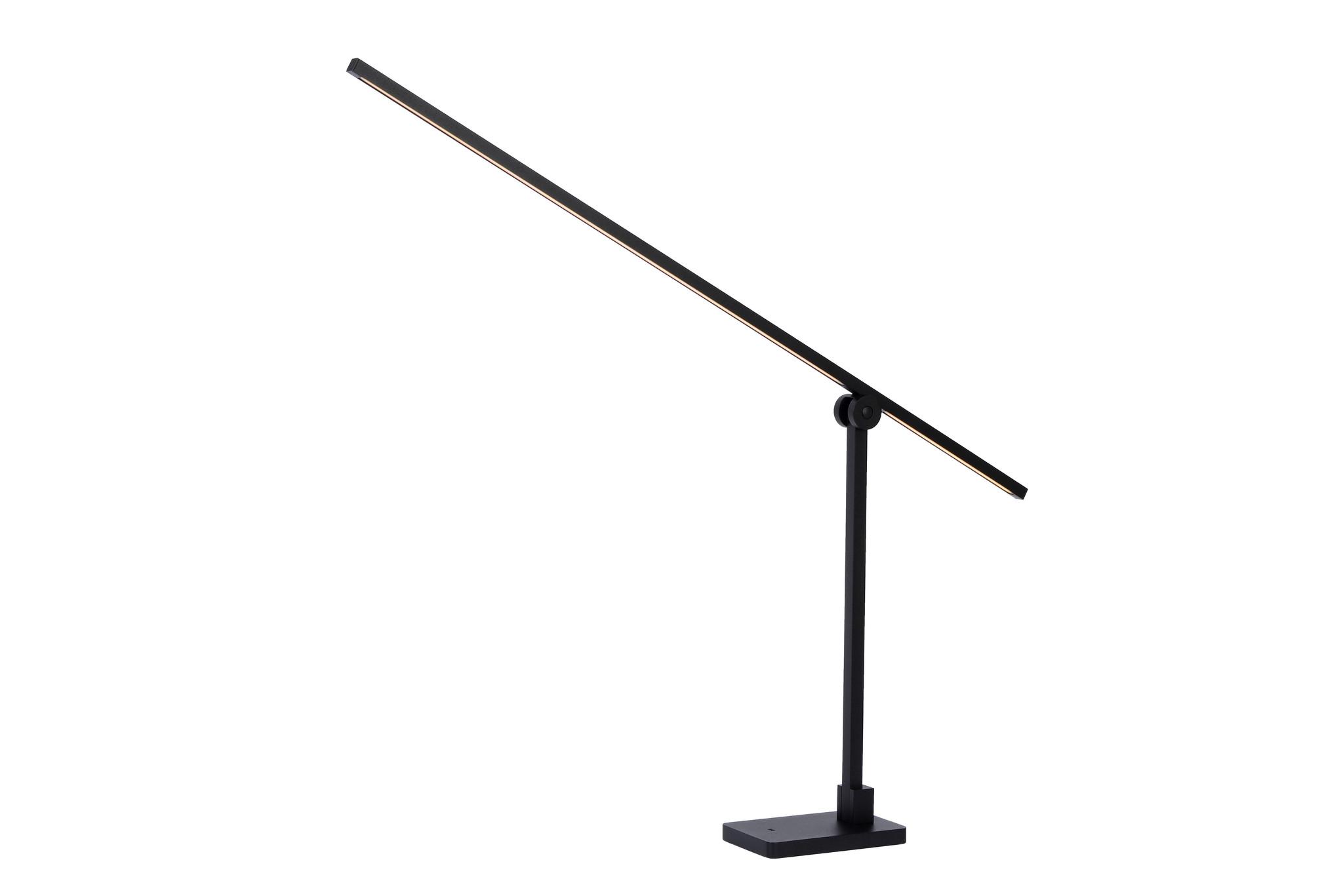 Lucide AGENA Bureaulamp Led 12W Zwart