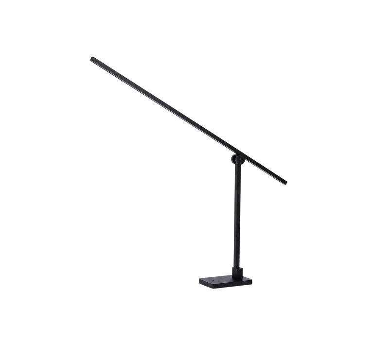 AGENA Bureaulamp Led 12W Zwart