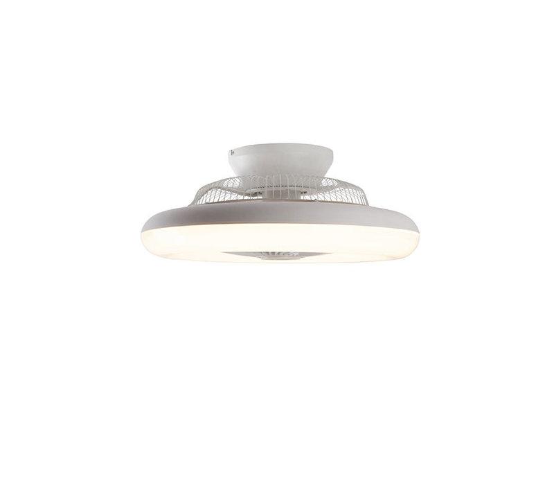Plafondventilator Clima Ø 55 cm wit