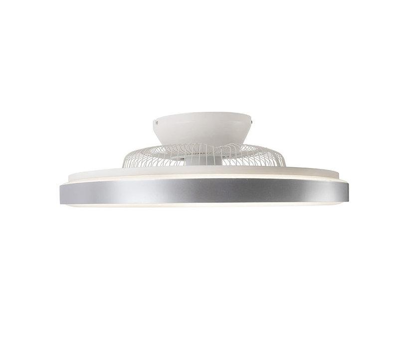 Plafondventilator Climo Ø 59 cm wit