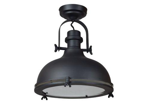 Urban Interiors Plafondlamp Harvey Ø 32 cm Zwart
