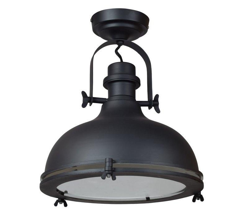 Plafondlamp Harvey Ø 32 cm Zwart