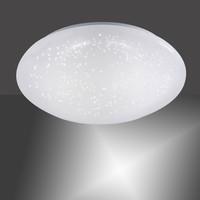 Plafondlamp Skyler remote Ø 39 cm RGB + wit