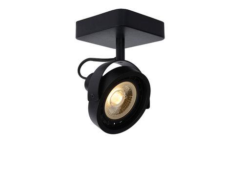 Lucide TALA LED Plafondspot-Zwart-LED DTW-1xGU10-12W