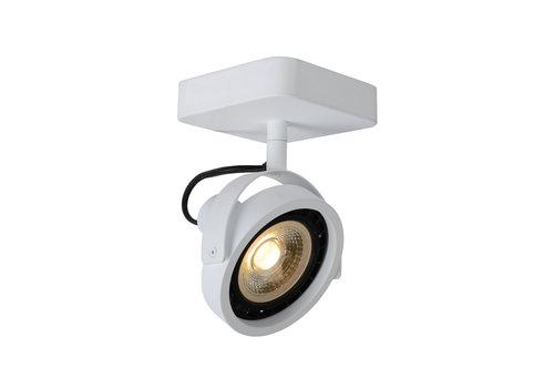 Lucide TALA LED Plafondspot-Wit-LED DTW-1xGU10-12W