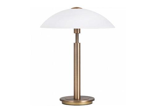 Highlight Tafellamp Touch H 35 cm Ø 30 cm brons