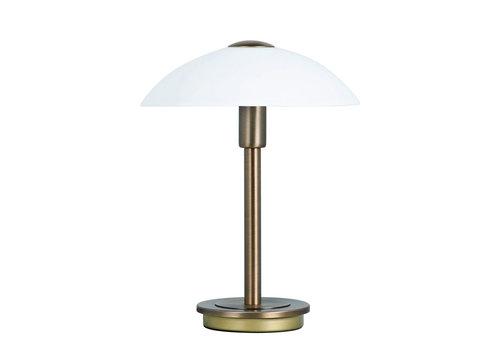 Highlight Tafellamp Touch H 26 cm Ø 20 cm brons
