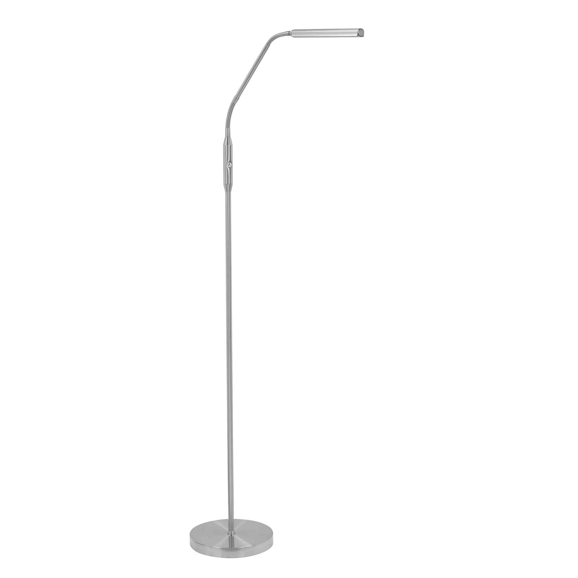 Highlight Vloerlamp Murcia H 145 cm mat chroom