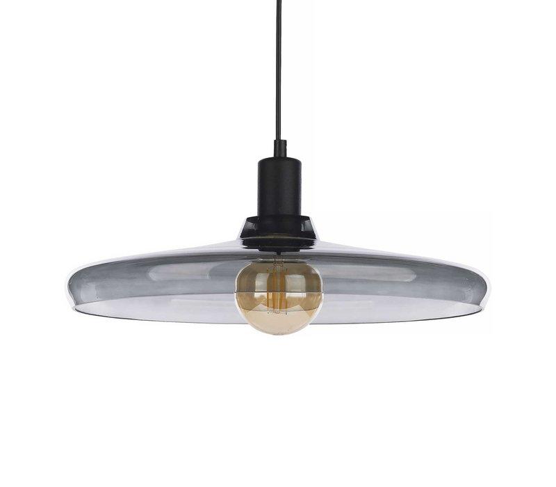 Hanglamp Libra Ø 40 cm rook zwart