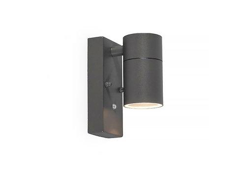 Lamponline Buitenlamp Sense incl. LED 1 lichts dag nacht sensor Antraciet