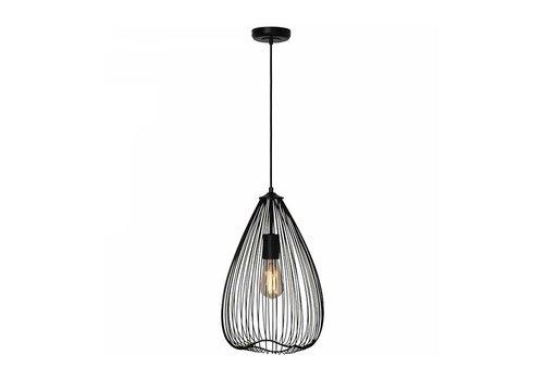 Freelight Hanglamp Nador Ø 30 cm zwart