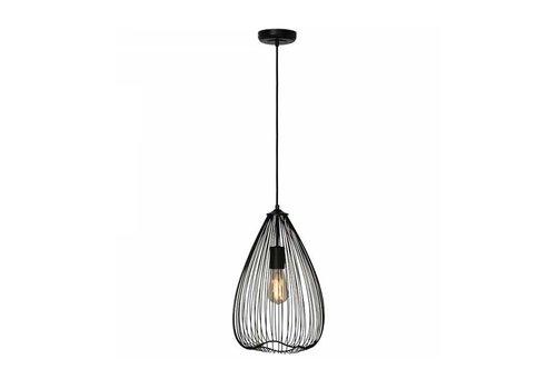 Freelight Hanglamp Nador Ø 25 cm zwart