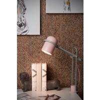 BASTIN Tafellamp E14 /25W Roze