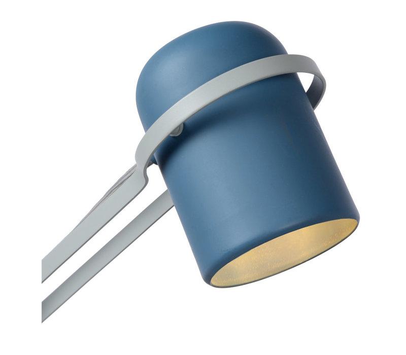 BASTIN Tafellamp E14 /25W Blauw