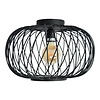 Urban Interiors Plafondlamp Twist Large Ø 37 cm zwart