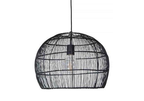 Urban Interiors Hanglamp Frenk Ø 42 cm ijzerdraad Zwart