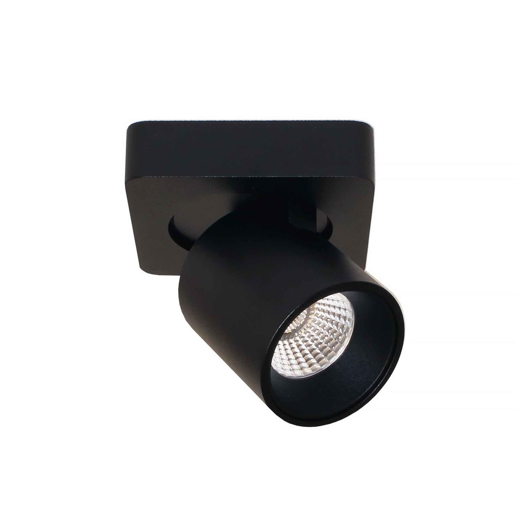 Artdelight Spot Laguna 1 lichts 10 x 10 cm zwart