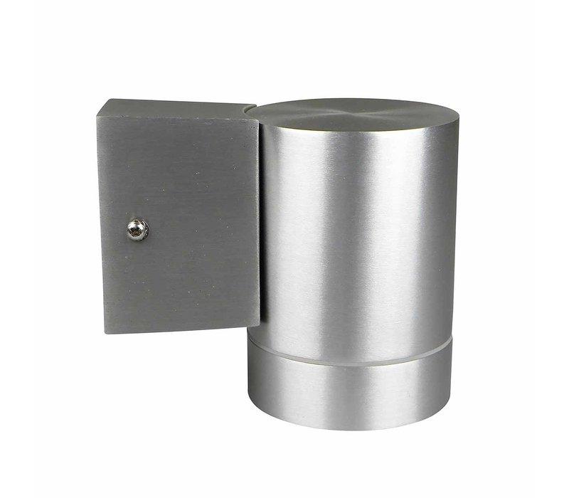 Buitenlamp Nova 1 x 3 Watt Aluminium