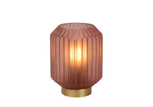 Lucide SUENO Tafellamp E14/40W Roze