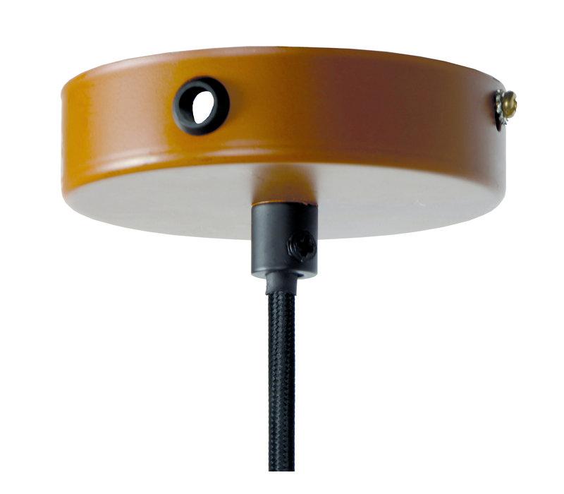 GASSET Hanglamp 1xE27 Bruin