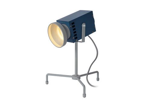 Lucide BEAMER Tafellamp LED 3W/3000K Blauw