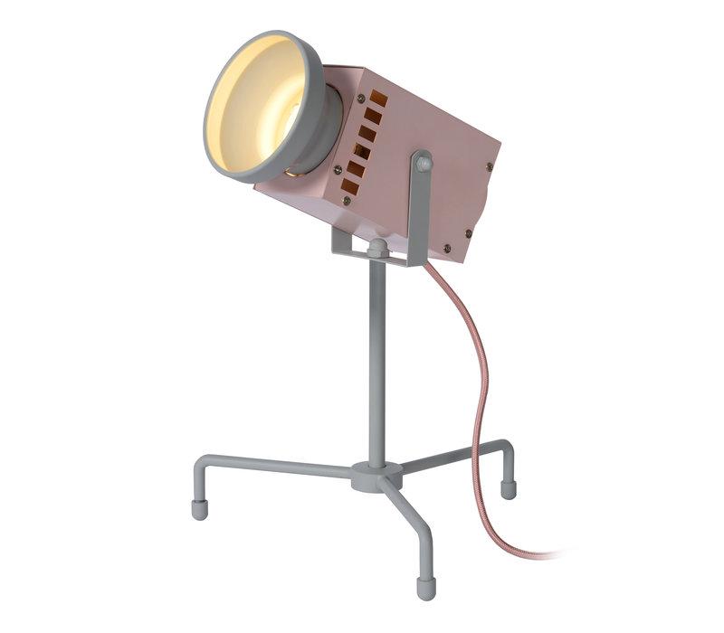 BEAMER Tafellamp LED 3W/3000K Roze
