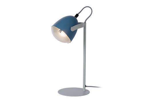 Lucide DYLAN Tafellamp E14 /25W Blauw
