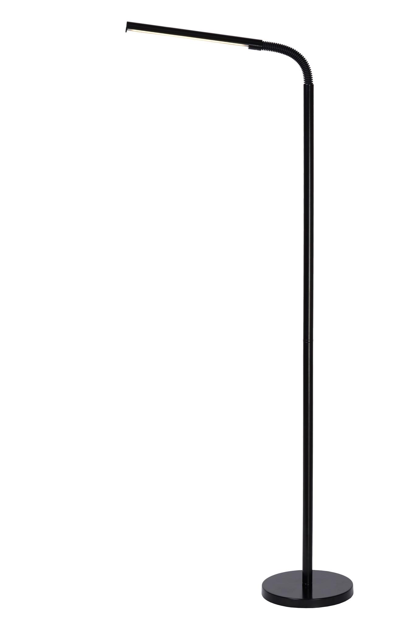 Lucide GILLY Leeslamp-Zwart-LED-6W-2700K-Metaal