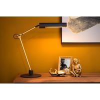 SLENDER Tafellamp E27/25W Zwart