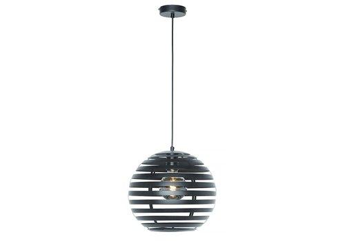 Freelight Hanglamp Nettuno Ø 30 cm zwart