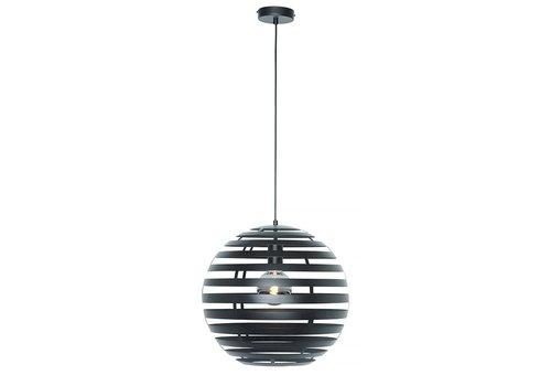 Freelight Hanglamp Nettuno Ø 40 cm zwart