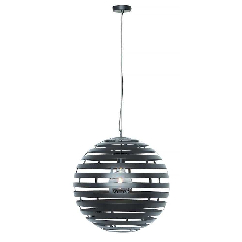 Freelight Hanglamp Nettuno Ø 50 cm zwart