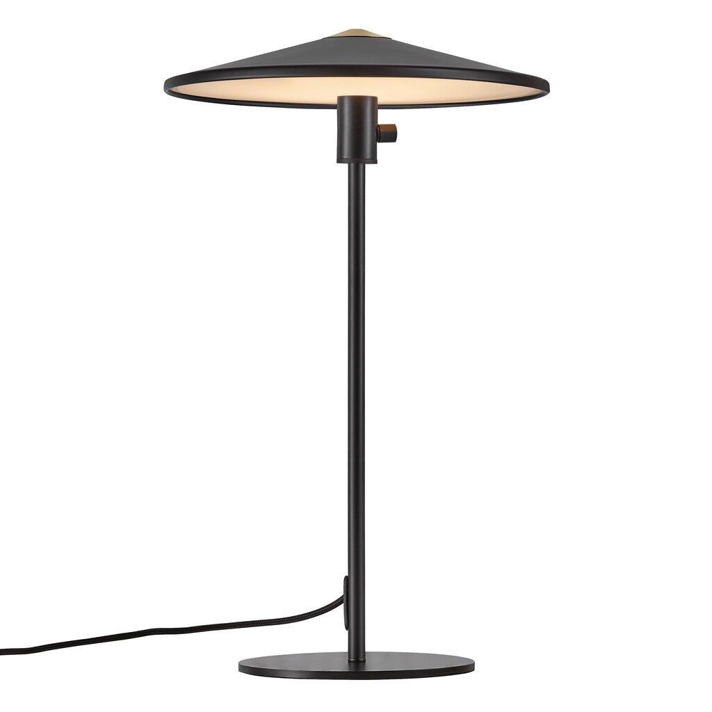 Nordlux Tafellamp Balance Ø 30 cm H 49,5 cm 3 step dim zwart