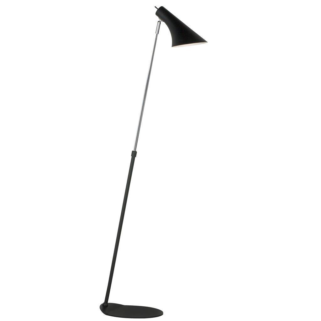 Nordlux Vloerlamp Vanila H 129 cm E14 zwart