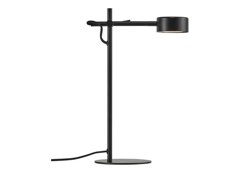 Nordlux Tafellamp Clyde H 40 cm 3 step dim zwart